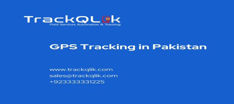 How GPS Tracking in Pakistan Can Help Your Business Grow